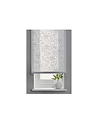 3ft Swirl Semi Privacy Roller Blind