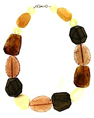 Pebble Effect Necklace