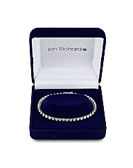 Jon Richard Tennis Bracelet