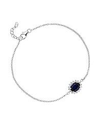 Simply Silver Kate Bracelet