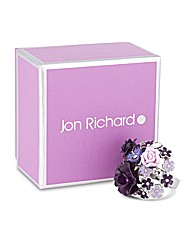 Jon Richard Floral Bouquet Cocktail Ring