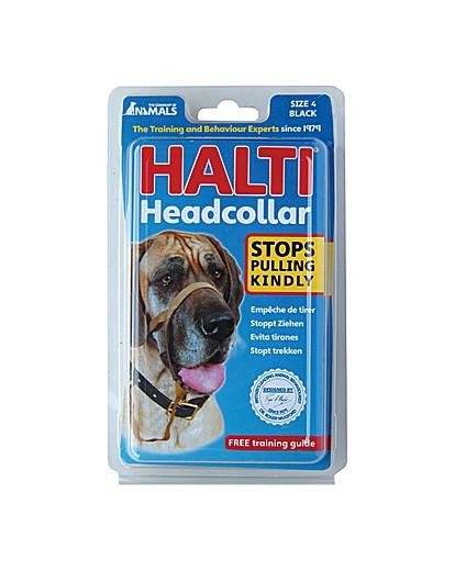 Image of Halti Head Collar Size 4 Black