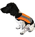 Premium Reflective Coat Orange Small