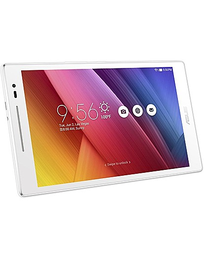 "Asus Z380M 8"" Tablet - 16 GB White"