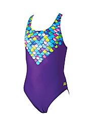 Zoggs Mermaids Rowleeback Swimsuit