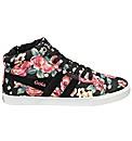 Gola Lily Floral Ladies High-Tops