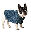 Bergere Dogs Coat Knitting Kit in Toison