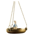 Peter Rabbit Bird Bath/Feeder