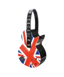 Soul of the Rose Brit Baby Guitar Case
