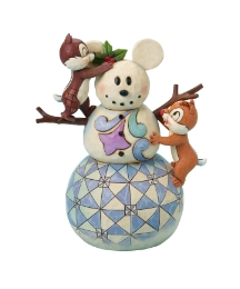 Disney Winter wonderland Figurine