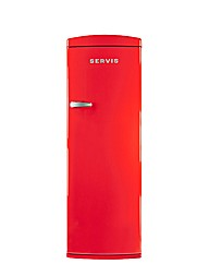 Servis Chilli Red Tall Fridge
