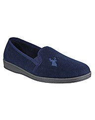Mirak Stag Slip-On Slipper