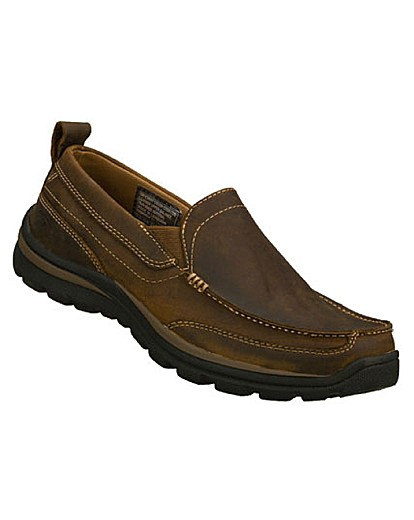 Skechers Mens Lace Up Shoes.