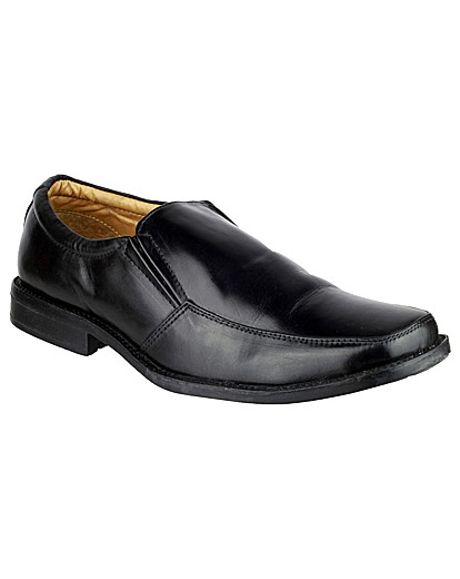 Amblers Elton Mens Slip-On Shoe