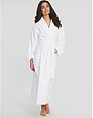 Cotton Velour Luxury Spa Robe