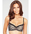 Chloe Spot Padded Balconette Bra