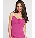 D-E Padded Support Camisole