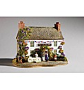 Lilliput Lane Jubilee and Crown Inn