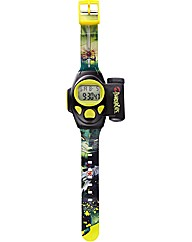 Thundercats Projection LCD Watch