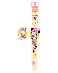 Minnie Mouse Interchange 2 Head Watch