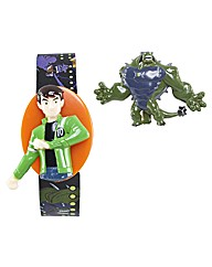 Ben 10 Interchange 2 Heads Watch