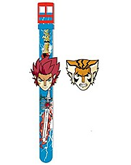 Thundercats Interchange 2 Heads Watch