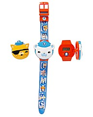 Octonauts Interchange 2 Heads Watch