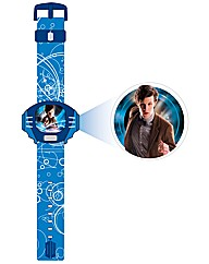 Dr Who Projection LCD Watch
