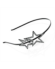 Black Star Headband