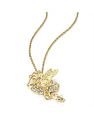 Gold Coloured Angel Necklace
