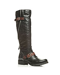 Moda in Pelle Grandi Short Boots