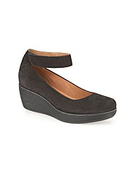 Clarks Womens Claribel Fame Wide Fit