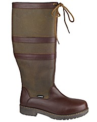 Lancaster Womens Leather Country Boot