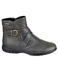 Shipton Leather Womens Ankle Boot