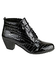 Sevenampton Womens Lace Up Ankle Boot