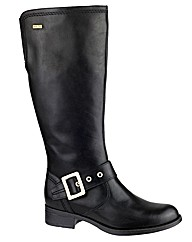 Ullenwood Leather Womens Knee High Boots