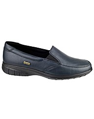 Withington Ladies Leather Slip On Shoe
