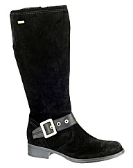 Hilcot Suede Womens Knee High Boots