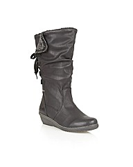 Lotus River Casual Boots