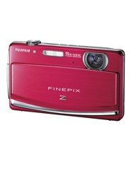 Fuji FinePix Z90 Digital Camera - Red