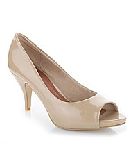 Moda in Pelle Dessert Ladies Shoes
