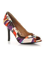 Moda in Pelle Cherry Ladies Shoes