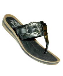 Gluv Footwear Garda Toe Post Sandal