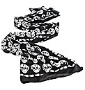 Daniel Skull Scarf