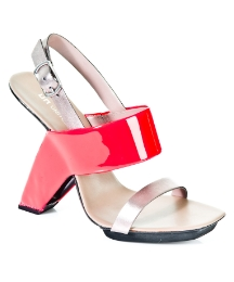 UN Ultra Loop Red Sandal
