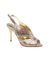 Lotus Glitzy Dress Sandals