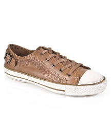 Ash Virgon Tan Lace Up