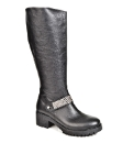 Daniel Ebany Black Boot