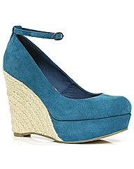 Moda in Pelle Henessey Ladies Shoes
