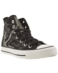 Converse As Hi Ii Anchor Print